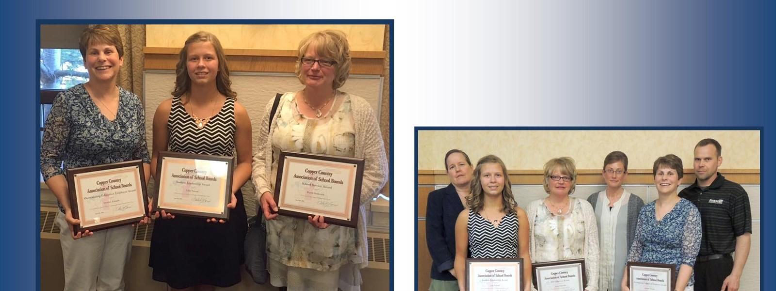 CCASB Award Winners 2016