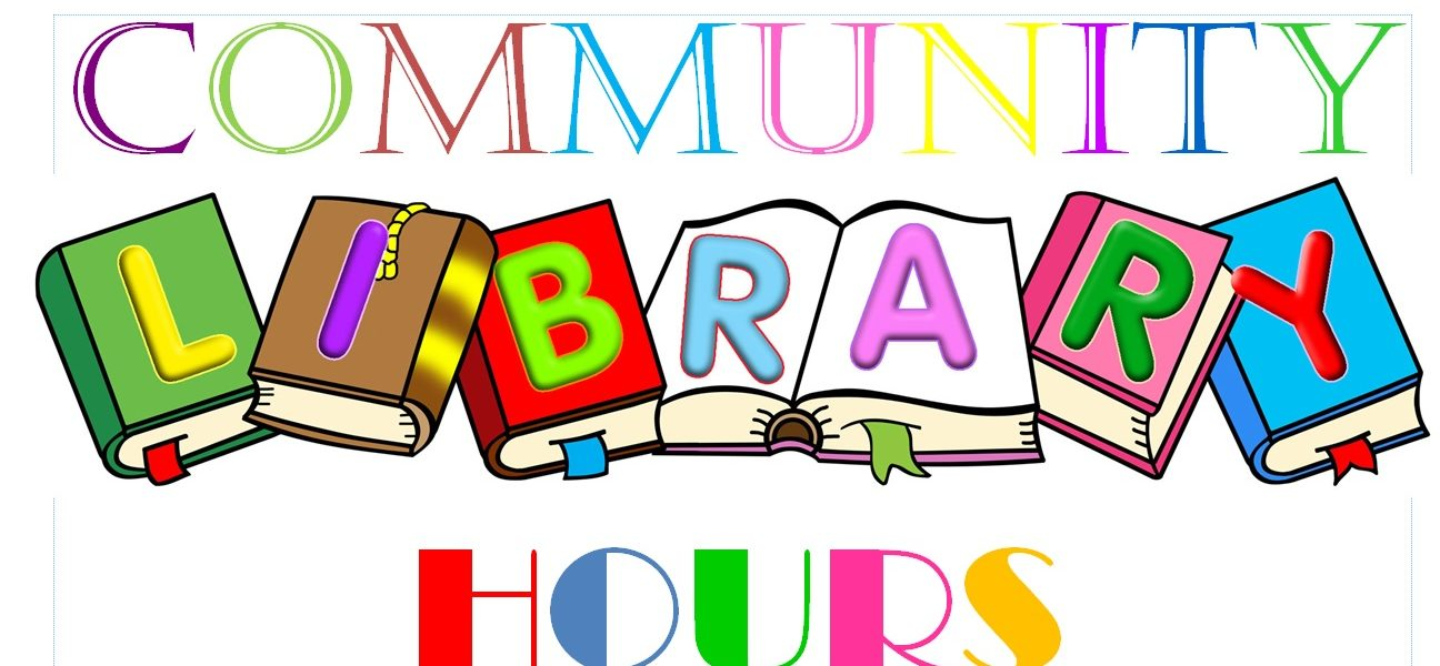 Community Library Hours