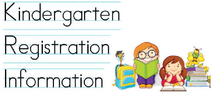 2019-2020 Kindergarten Registration